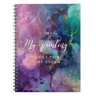 Dream Sketcher Notebook (80 Pages B&W)