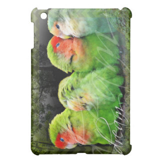 Dream: Sleeping parrots traveling to native lands iPad Mini Covers