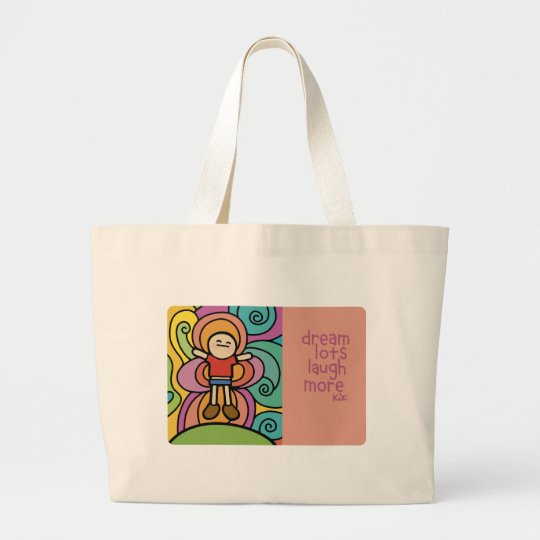 dream sling. large tote bag