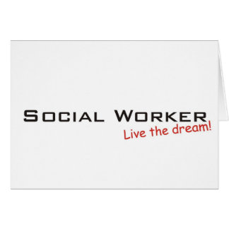 Dream / Social Worker Card