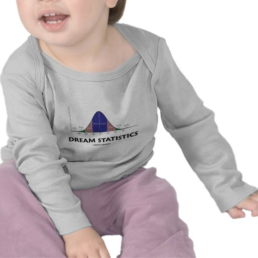 Dream Statistics (Statistical Attitude) T Shirt