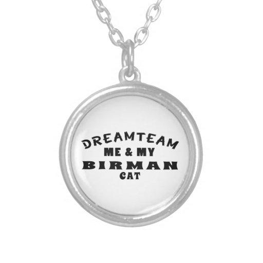Dream Team Me And My Birman Cat Jewelry