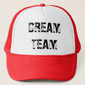 DREAM TEAM TRUCKER HAT