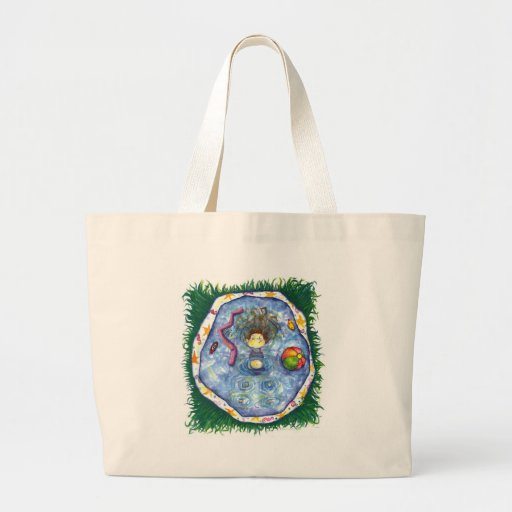 Dream the Day Away Canvas Bags