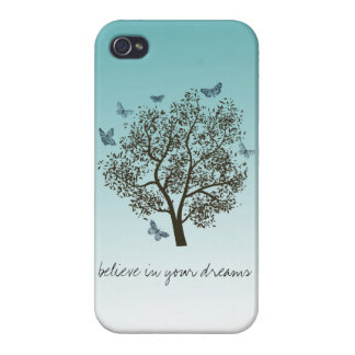 Dream Tree iPhone 4/4S Cover