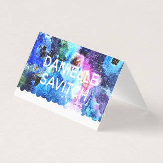 Dream. Try. Do Good. Place Card
