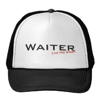Dream / Waiter Cap