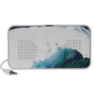 Dream Wave - CricketDiane Ocean Wave Art iPod Speaker