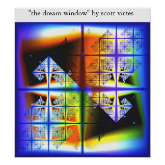 dream window poster