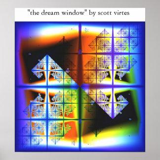dream window poster
