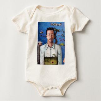 Dream Within A Dream 2 Baby Bodysuit