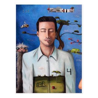 Dream Within A Dream 2 Postcard