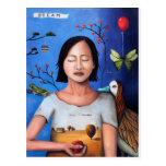 Dream Within A Dream 3 Postcard