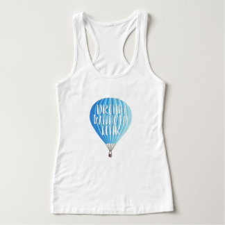 Dream Without Fear Tank Top