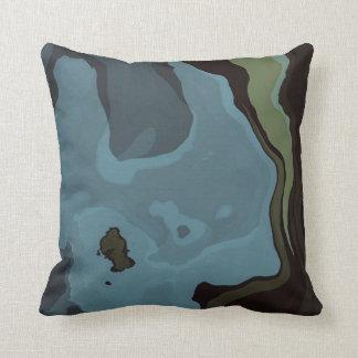 Dream World 3 Throw Pillow