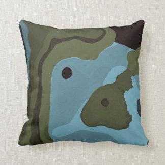 Dream World 4 Throw Pillows