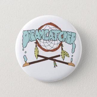 Dreamcatcher 6 Cm Round Badge