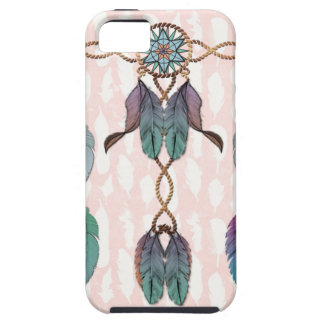 Dreamcatcher and Feathers iPhone 5 Cover