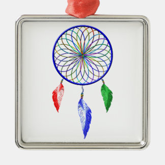 dreamCatcher Christmas Ornament