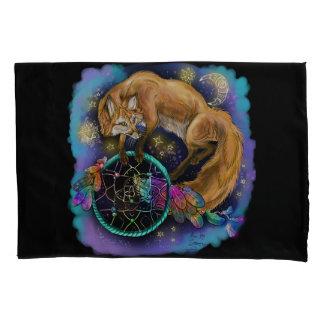 Dreamcatcher Fox Pillowcase