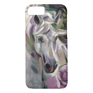 'Dreamcatcher' horse art phone case