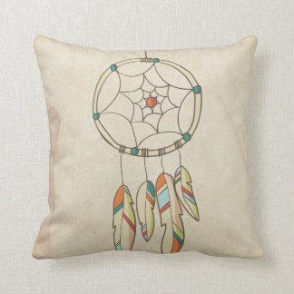 Dreamcatcher II Throw Pillow