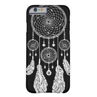Dreamcatcher - iPhone 6 case (Black) Barely There iPhone 6 Case