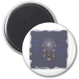 dreamcatcher magnet