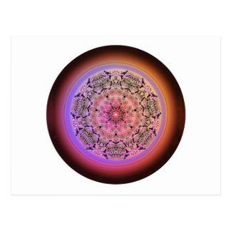 Dreamcatcher Mandala - Multiple Products Postcard