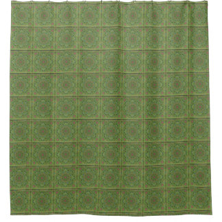 Dreamcatcher Mandala Shower Curtain