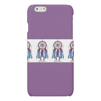 Dreamcatcher purple background i-phone 6 case