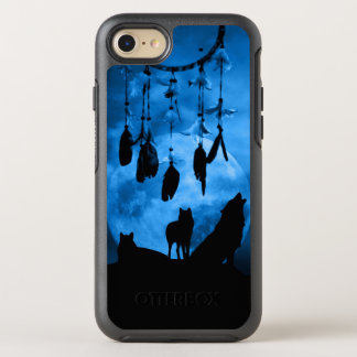 Dreamcatcher Wolves OtterBox Symmetry iPhone 7 Case