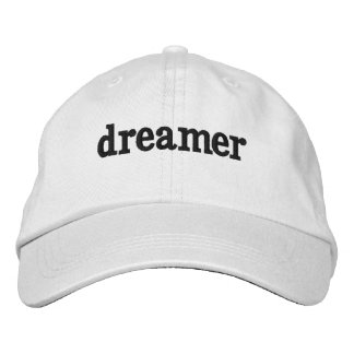 DREAMER CAP EMBROIDERED HAT