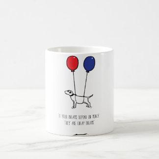 Dreamer dog Mug