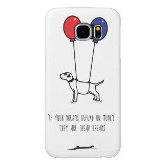 Dreamer dog Samsung CASE