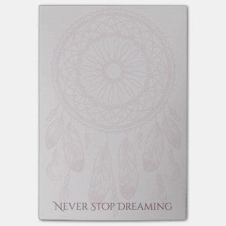 Dreamer Dreamcatcher 4x6 Post-it Notes