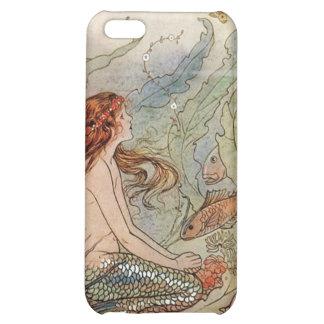 Dreamer The Mermaid iPhone 5C Cases