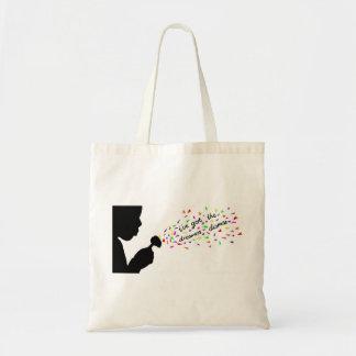 Dreamers Disease Budget Tote Bag