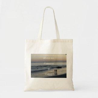 Dreamers of Dreams Beach Tote Bag