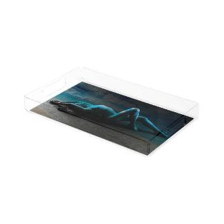 Dreaming Acrylic Tray