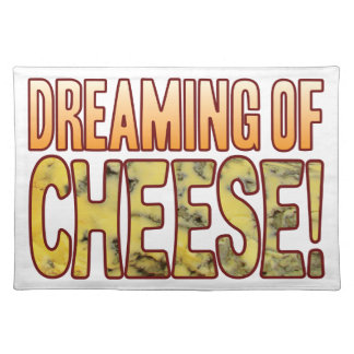 Dreaming Blue Cheese Placemat