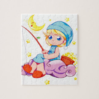 Dreaming Child Puzzle
