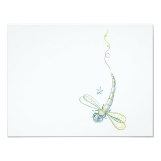 Dreaming Dragonfly Card