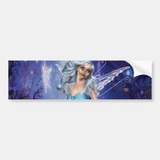 Dreaming Fairies Bumper Sticker