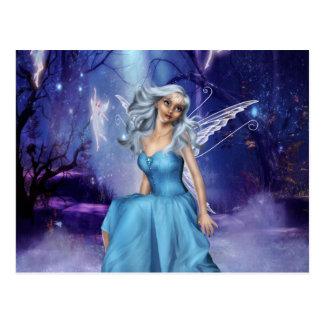Dreaming Fairies Postcard