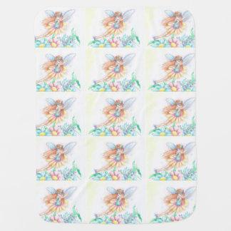 Dreaming Fairy Baby Blanket