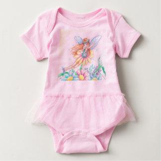 Dreaming Fairy Baby Tutu Bodysuit
