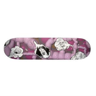 Dreaming Graffiti Skateboard Deck