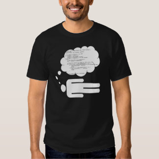 Dreaming in Code Shirts