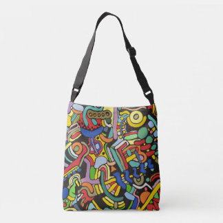 Dreaming in Mexico Crossbody Bag